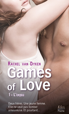 Couv Games of love - enjeu (t.1)