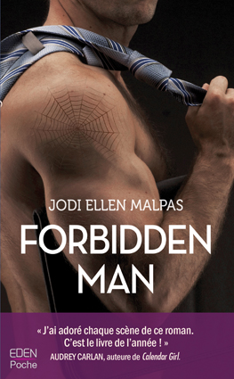 Couv Forbidden man