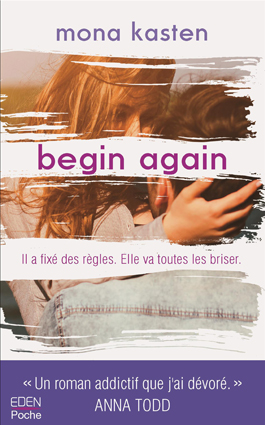 Couv Begin again